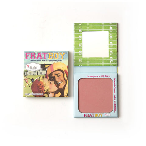 the Balm Blush Fratboy