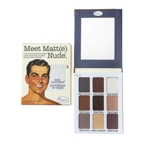 the Balm Eyeshadow Meet Matt(e)