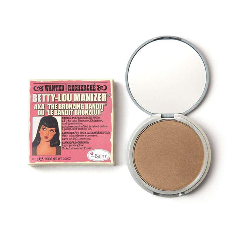 the Balm Bronzer Betty-Lou Manizer