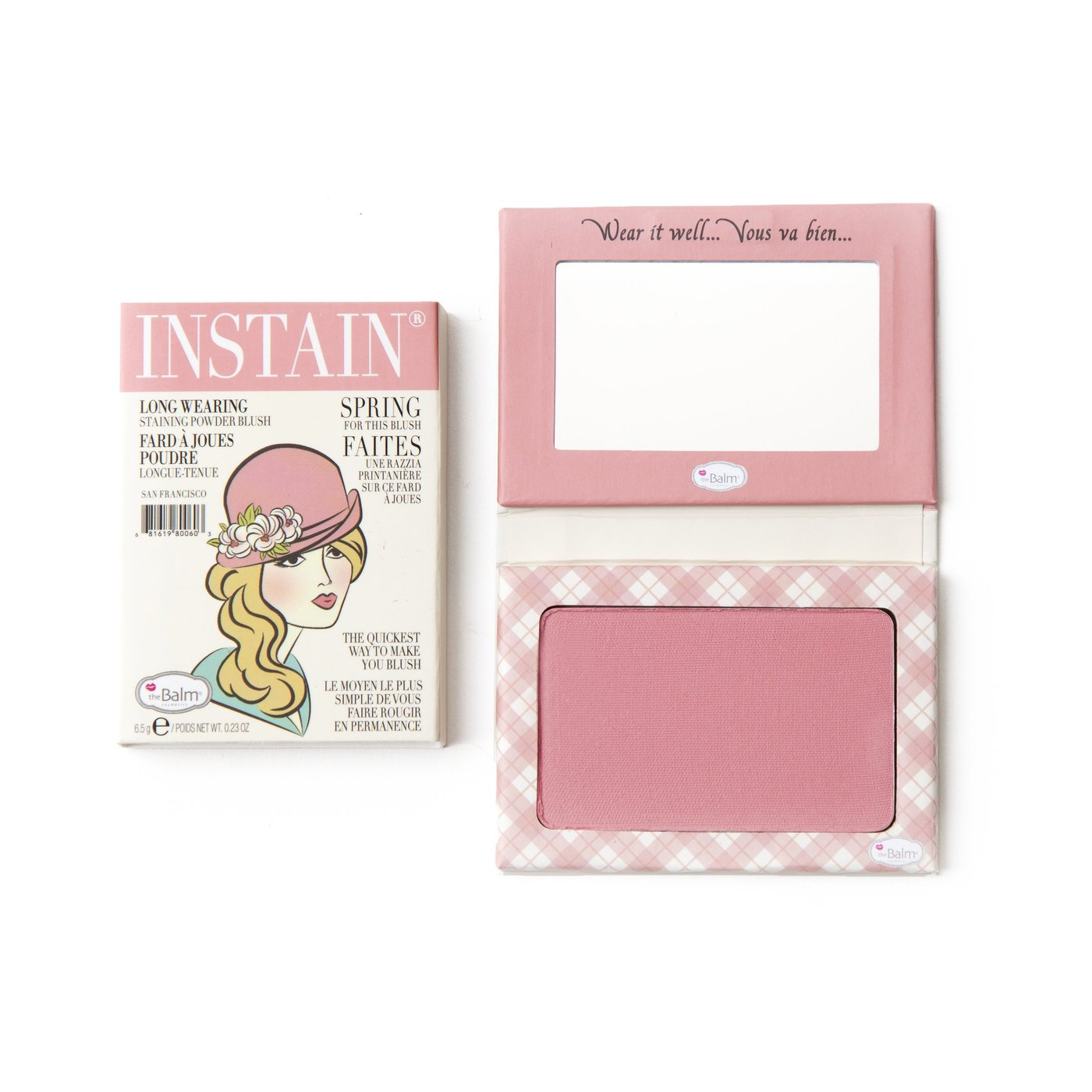 Blush Instain (Argyle) - the Balm