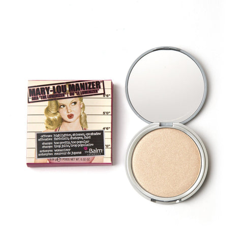 the Balm Highligther powder