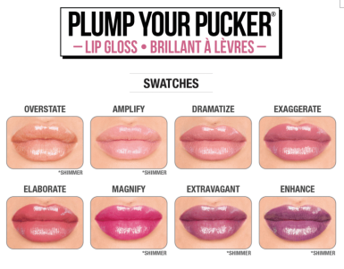 theBalm Plump Your Pucker® Lip Gloss