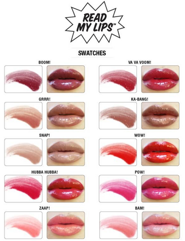 theBalm Lip Gloss Ready my Lips