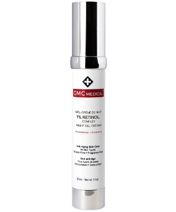 1% Retinol Night Gel-Cream - GMC Medical