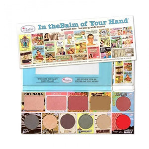 "Eye Palette ""In TheBalm of Your Hand Greatest Hits"" vol. 1 Palette"