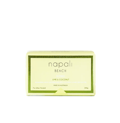 Bondi Lime & Coconut Soap
