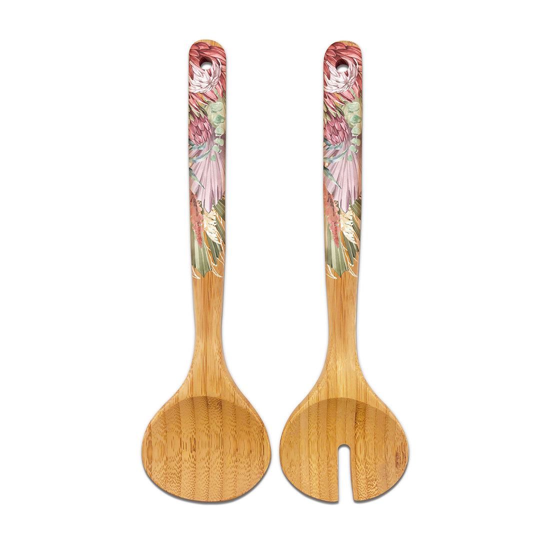 Bamboo Salad Server Native 2