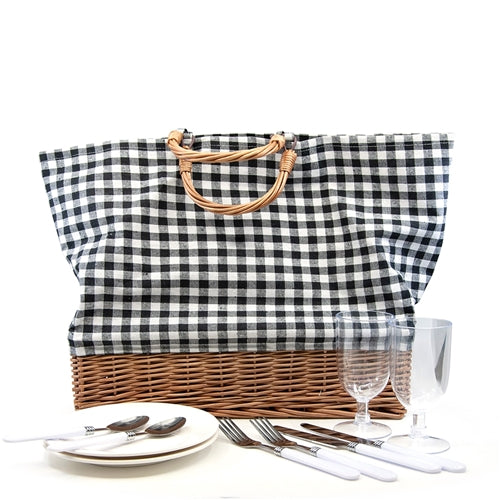 Picnic Tote Bag Set