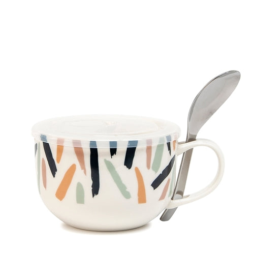 Lunch2Go Soup Mug Scribe