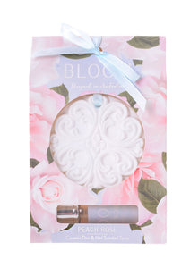 Bloom Ceramic with Spray