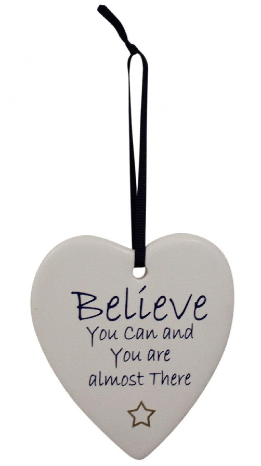 Hanging Believe You Can