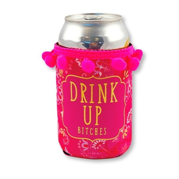 Drink Up Can Stubby Hugger