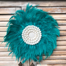 Small Turquoise Juju Hat