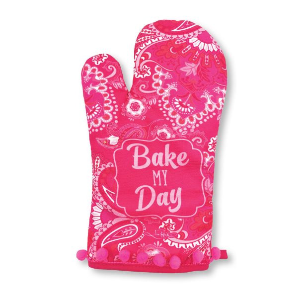Bake my Day Oven Mitt
