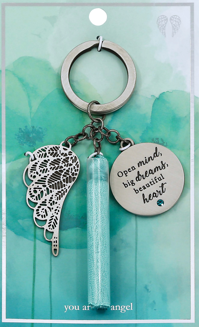 Open Minds - Keychain