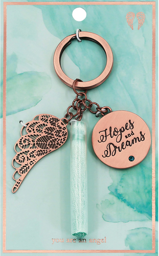 Hopes and Dreams - Keychain