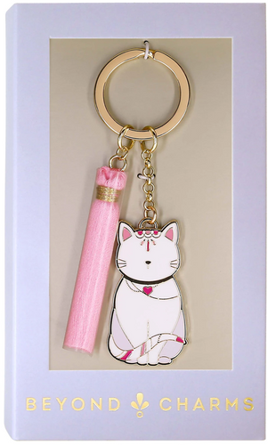 Cat - Keychain