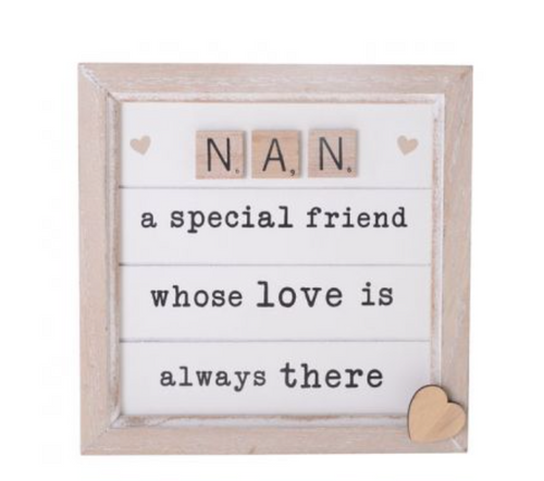 Scrabble Hearts Nan SQ