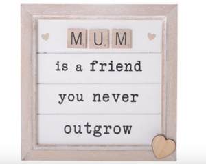 Scrabble Hearts Mum SQ