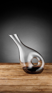 Quinn Chamber Wine Decanter