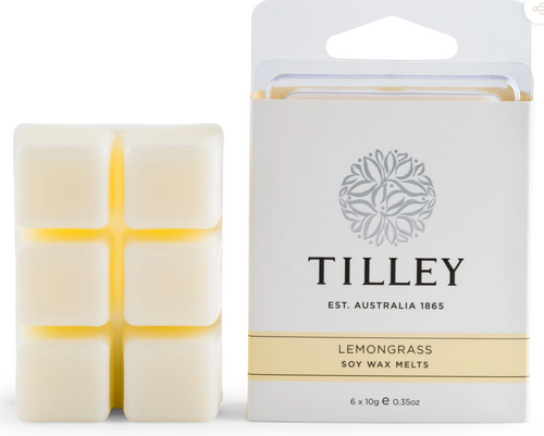 Tilley Wax Melts- Lemongrass