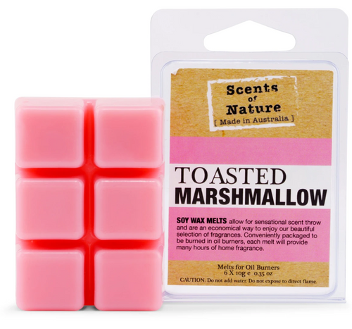Scents Of Nature Melts- Toasted Marshmallow