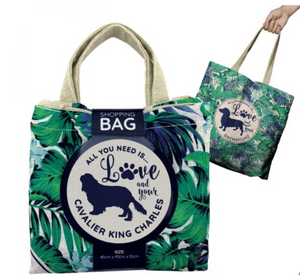 Shopping Bag Cavalier King Charle