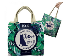 Shopping Bag Border Collie
