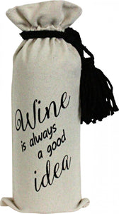 Bottle Bag Wine Good Idea