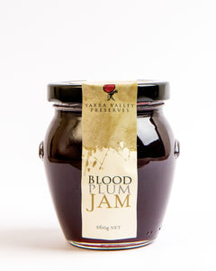 Blood Plum Jam