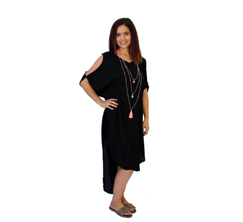 Michelle Dress Black