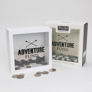 Adventure Fund Change Box