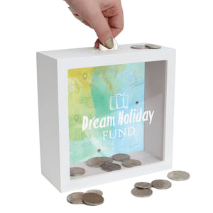 Dream Holiday Fund Change Box
