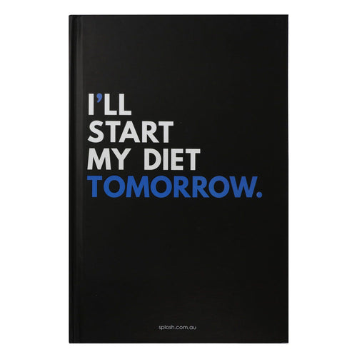 Don't Hold Back Diet Journal