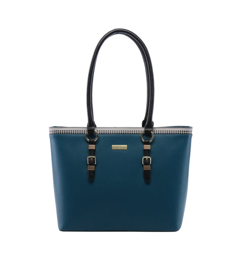 Miss Serenade blue handbag