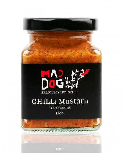 Mad Dog Chilli Mustard