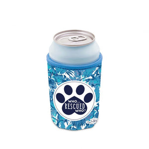 Fur baby can and stubby cooler