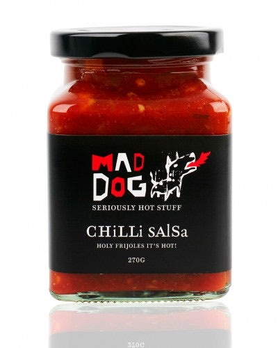 Mad Dog Chilli Salsa