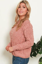 Knit Pink Jumper