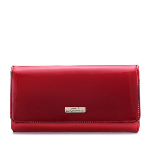Serenade wallet red
