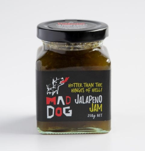 Mad Dog Jalapeño Jam