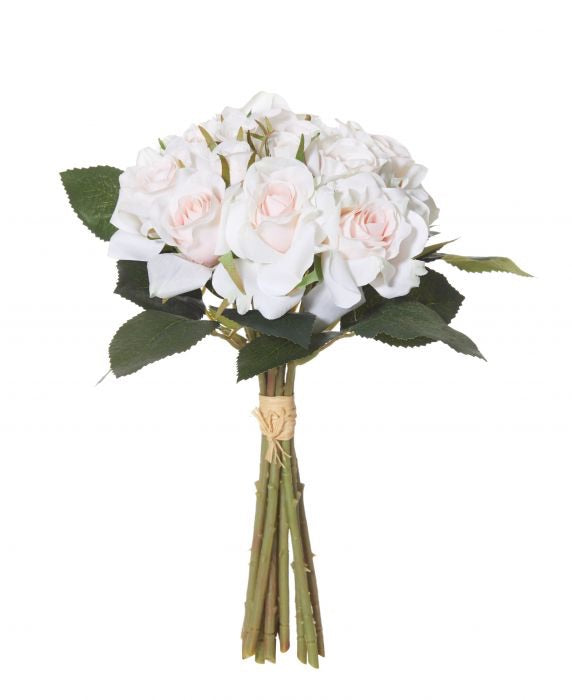 MINI ROSE BUD BOUQUET SOFT PINK