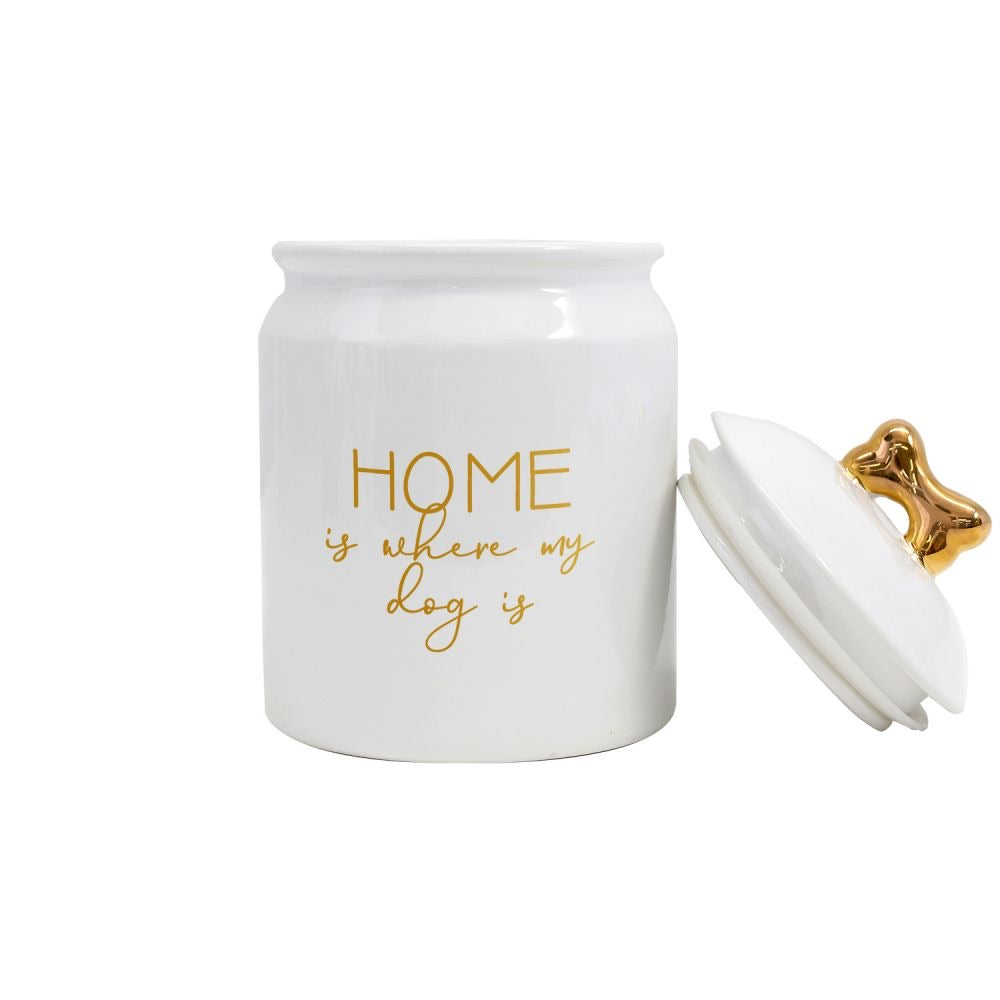 Pet Home Treat Jar