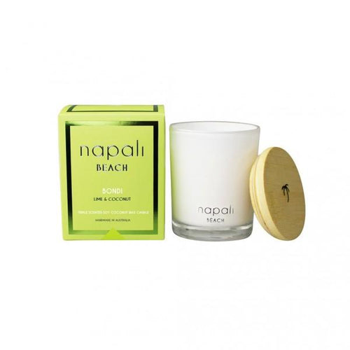 Bondi Lime & Coconut Candle