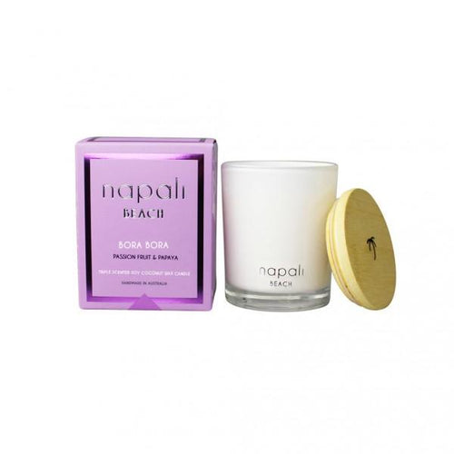 Bora Bora Passion Fruit & Papaya Candle