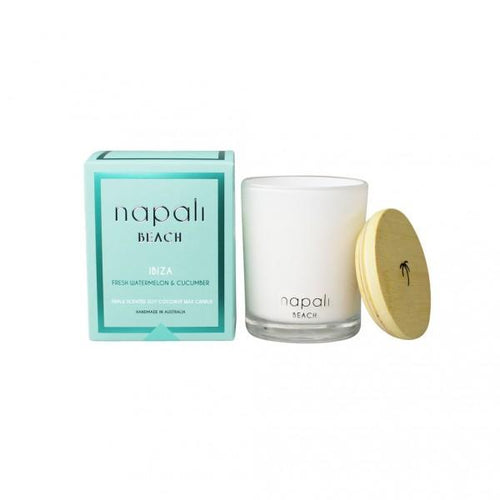 Ibiza Fresh Watermelon & Cucumber Candle