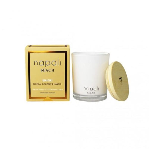 Waikiki Tropical Coconut & Mango Candle