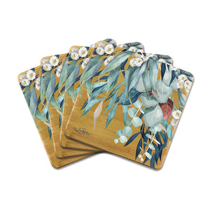 Bamboo Coaster- Native 3