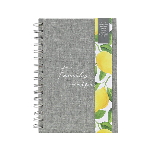 Capri Kitchen Family Recipe Journal