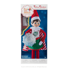 CLAUS COUTURE COLLECTION® SCOUT ELF SUPERHERO GIRL